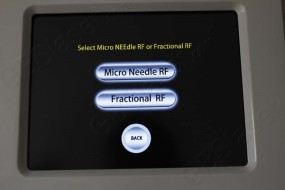 intracel fractional rf microneedle