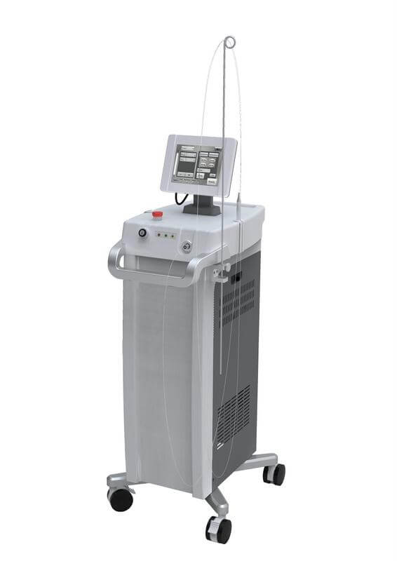 Nail fungus laser machine