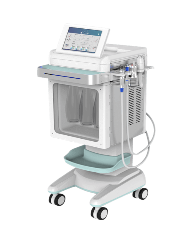 Jet Spa PRO Hydrafacial peel machine