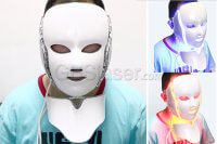 LED neck mask