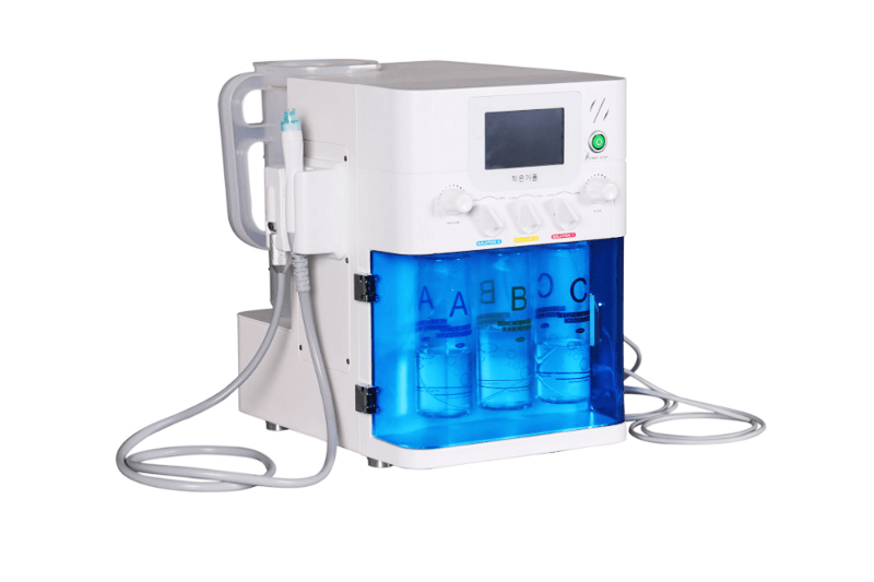 aqua peel facial clean machine