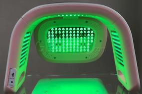 Green Led light of quantum light machine