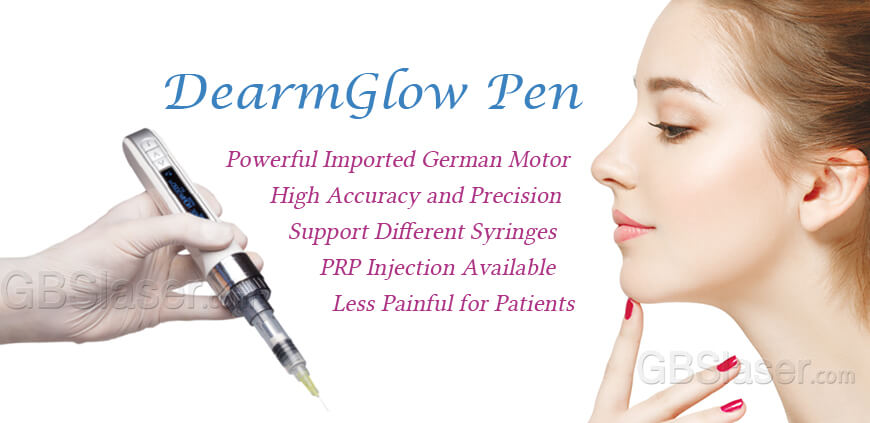 DermaGlow Pen Mesotherapy injection system